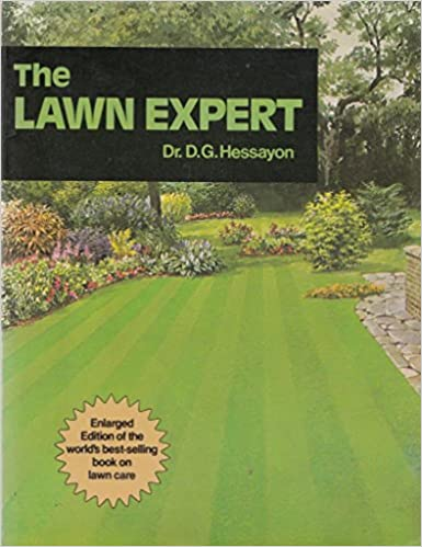 Buy The Lawn Expert: The world's best-selling book on lawns