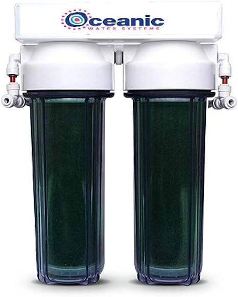 Water Filter Housing Single Bracket /& Hardware Aquarium RO Reverse Osmosis
