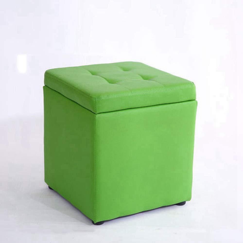 A ZhiGe Storage seat,Multifunctional Storage Stool Storage Solid Wood Comfortable Sofa Stool