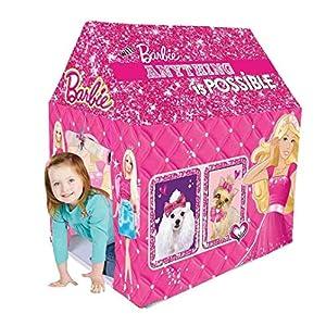 Barbie Kids Play Tent House,...