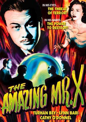 The Amazing Mr. X (Calling Crane)