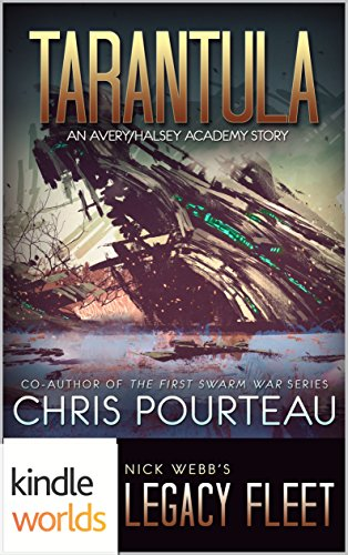 Legacy Fleet Tarantula Kindle Novella ebook product image