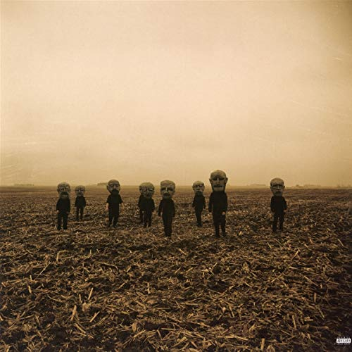 (All Hope Is Gone (Explicit)(10th Anniversary Reissue)(Metallic Silver LP))