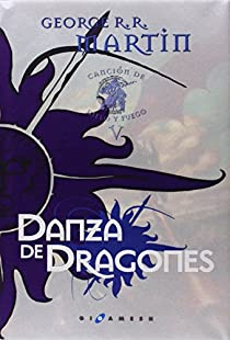 Danza de dragones par George R. R. Martin