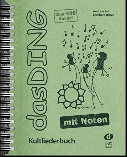 Kultliederbuch Das Ding