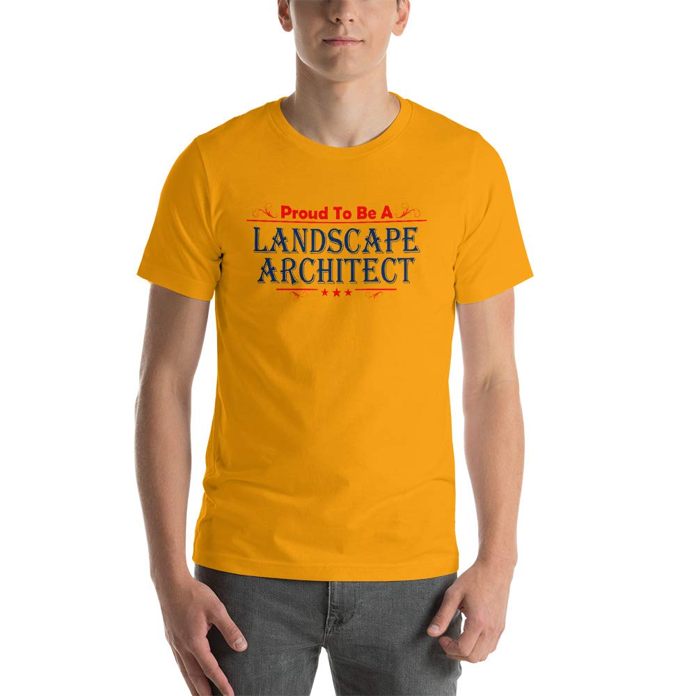 RM SALESFORCE IVS Landscape Architect T-Shirt for Men