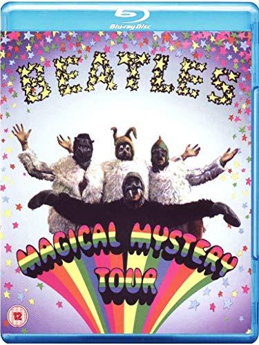 Magical Mystery Tour [Blu-ray] Beatles Magical Mystery Tour Album