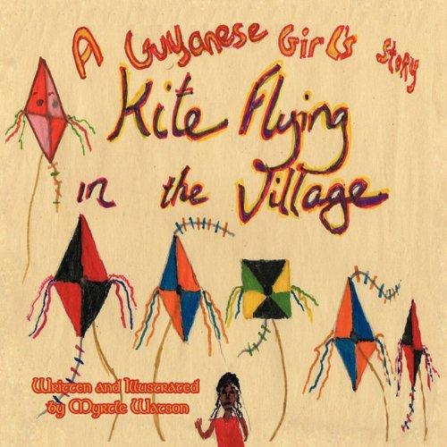 Kite Flying Village Guyanese Girls product image