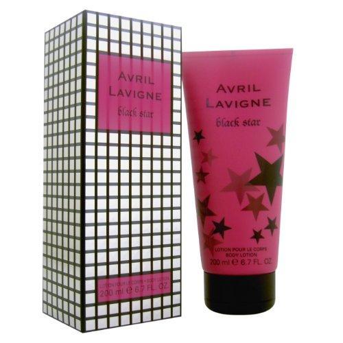 AVRIL LAVIGNE BLACK STAR by Avril Lavigne for WOMEN: Body Lotion 6.8 OZ Review