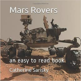 Mars Rovers: an easy to read book