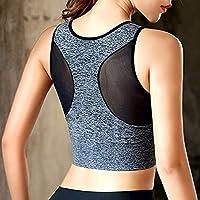 Cocosmart bodysuit shapewear Tank Top Blouse Women's Athletic Running Sports Bra Fitness Seamless Padded Vest Bodysuit…