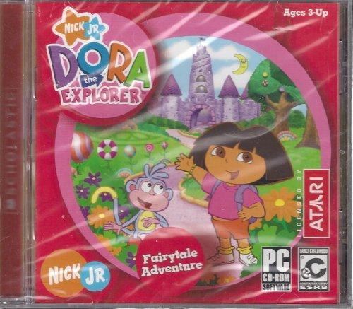 Dora The Explorer Fairytale Adventure Pc Game