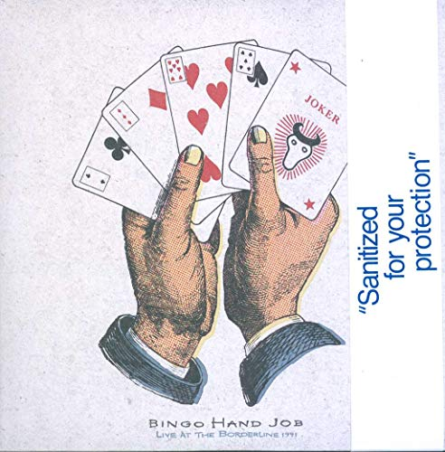 Craft Store Seattle (R.E.M. Bingo Hand Job 'LIVE AT THE BORDERLINE 1991' Vinyl LP RSD 2019 Record Store)