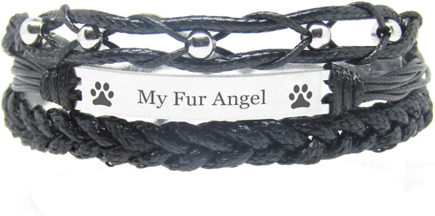 Dog Jewelry Remembrance Bracelets Dog Bracelet Memorial Jewelry Dog Charm Bracelet Memorial Bracelets