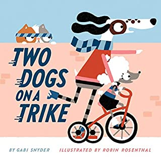 Book Cover: Two Dogs on a Trike