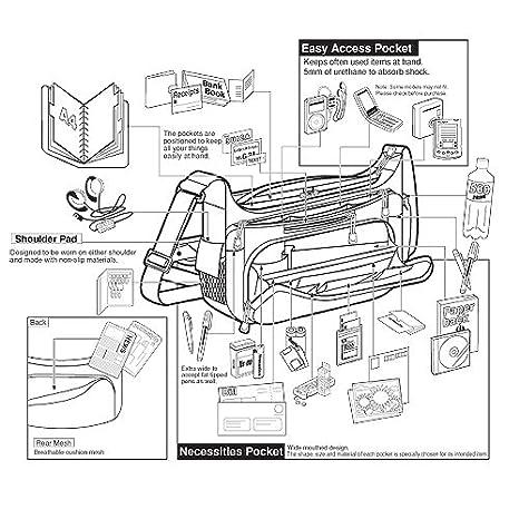 Hobo Bag Fr Acer Aspire One D250 101 Zoll Amazon De Elektronik