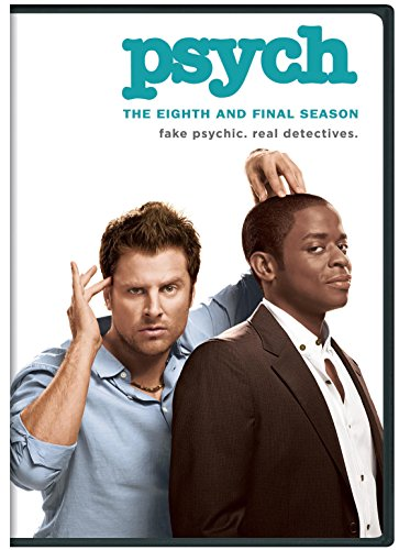 DVD : Psych: The Eighth and Final Season
