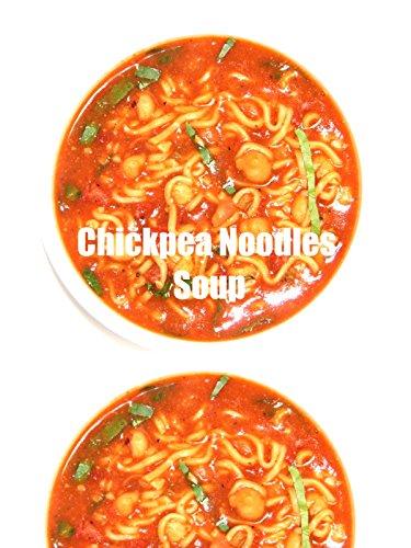 Chickpea Noodles Soup ()