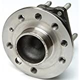 PROFORCE 512239 - Top Quality Next-Gen Roller Formed Hub Bearing Assembly (Rear)