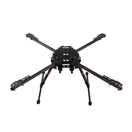 Amazon.com: Tarot 650 Carbon TL65B01 Fiber 4 Axis Aircraft Fully ...