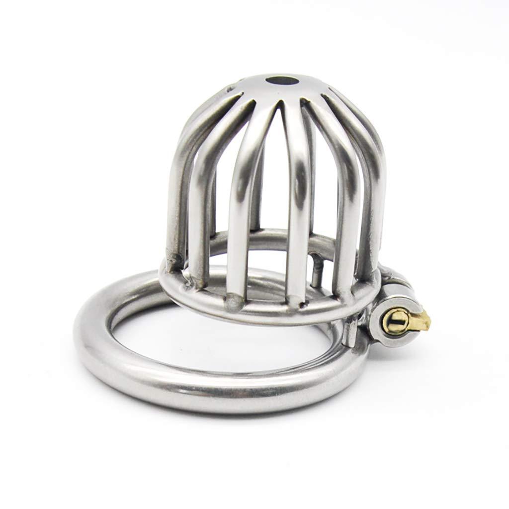 G-XQ Cinturón de de castidad Cinturón de Cinturón castidad para el bloqueo del pene Fetish Bondage 14 (Tamaño : 50mm) 3dad3e