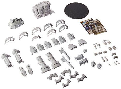 Privateer Press - Warmachine - Mercenary: Earthbreaker Colossal Model Kit 5