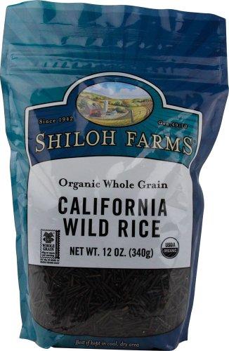 Shiloh Farms: California Wild Rice 12 Oz (6 Pack) by Shiloh Farms