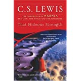By C.S. Lewis:That Hideous Strength (Space Trilogy, Book 3) [PAPERBACK]