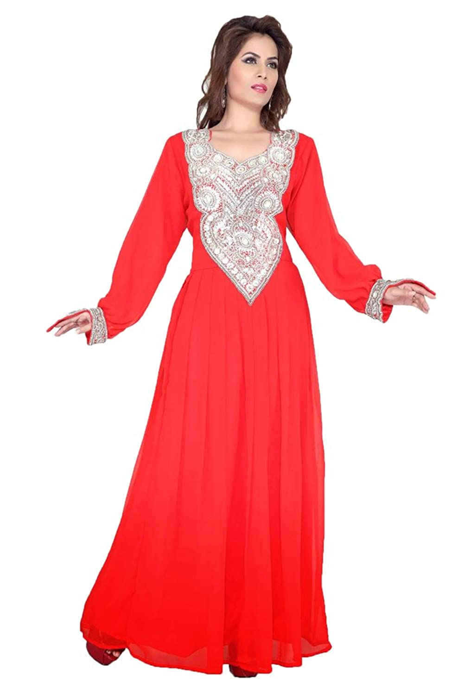 PalasFashion Arabic Kaftan Tunic Dress Women's KKPF17143