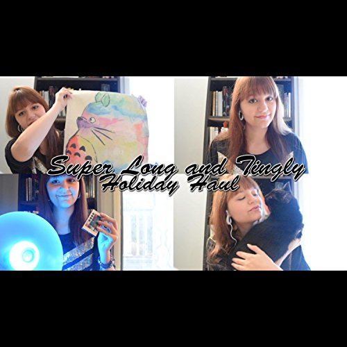 Asmr Super Long and Tingly Mega Unboxing Holiday Haul: Buying Gifts on a Budget