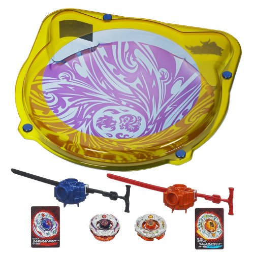 - Beyblade Samurai Cyclone Battle Set(Discontinued by manufacturer)