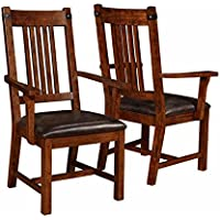 Coaster 105703 Home Furnishings Arm Chair (Set of 2)