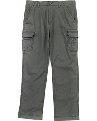 Wear First Freeband Stretch Cargo Pants, Slate Gray, 14