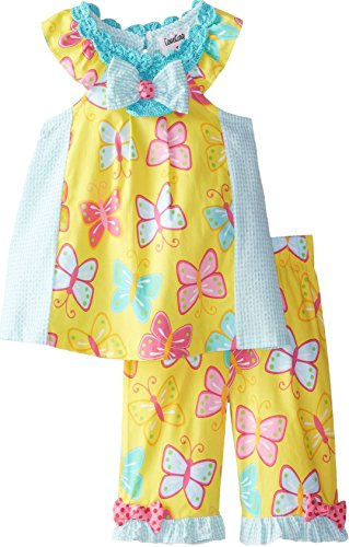 Pink Rare Editions Capris (Counting Daisies Girls