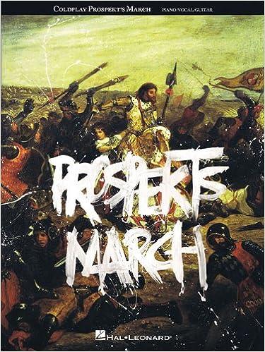 Coldplay - Prospekts March (PIANO, VOIX, GU)