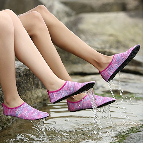 Leggere Summer Lovers Immersioni HUAN Beach Outdoor Swim Quick subacquee Shoes D Running Scarpe Dry Yoga Water 6EaqfwU