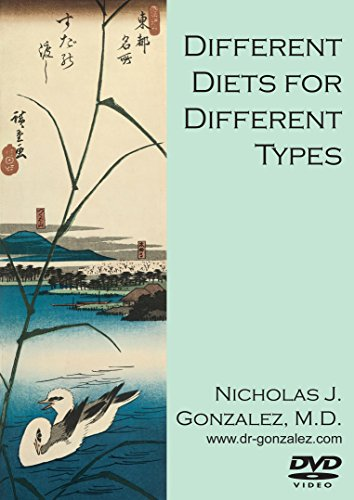 Persons Diet - Different Diets for Different Types