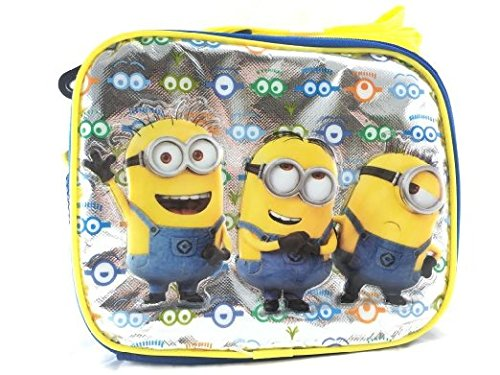 (New Despicable Me Minions Look At You Lunch)