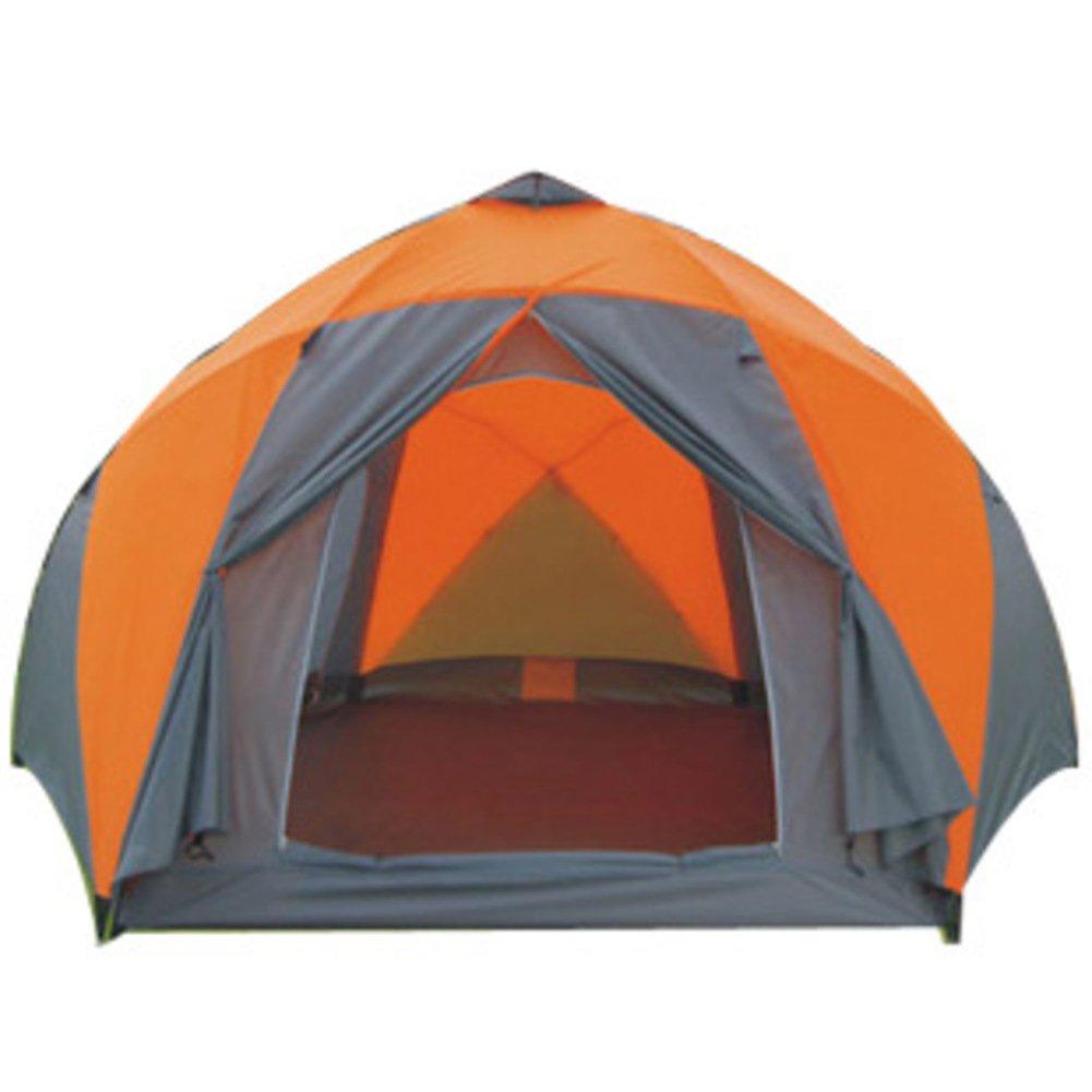 TY&WJ 家族 キャンプテント, 8-10 屋外 二重層 ドームテント 登山 B07C7XG72R Trave 部屋 大型テント 容易な組み立て 2 部屋 8-10 人 380*330*195cm A B07C7XG72R, ハサママチ:0fe9b264 --- ijpba.info