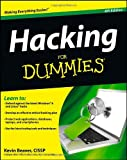 Hacking for Dummies, Kevin Beaver, 1118380932