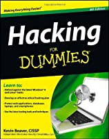 Hacking For Dummies, 4th Edition Front Cover