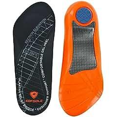 Sof Sole Plantar Fascia Comfort Gel Shoe Insole