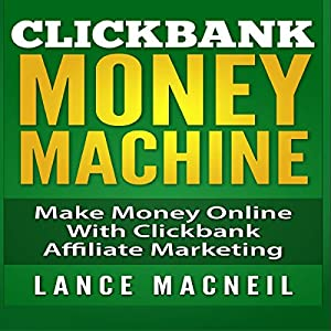 ClickBank Money Machine Audiobook