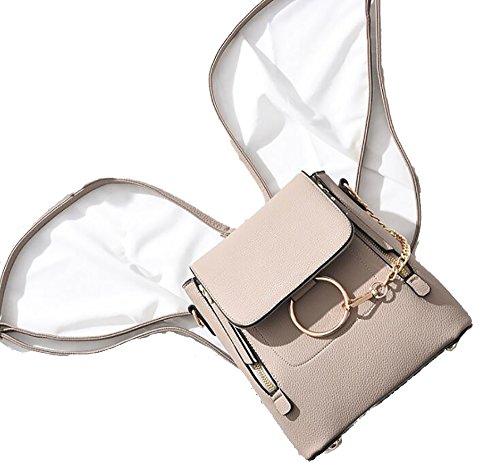 Le à des multifonctionnel à en femmes dos décontracté cuir mode sac souple PU sac sac  de main 22 YP1qxr15w