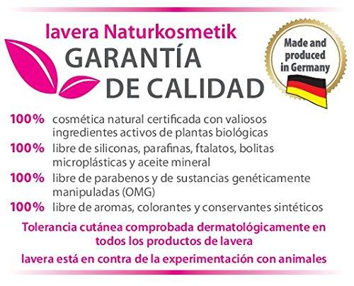 Lavera Crema Hidratante Extra Sensitive para Bebés - vegano - cosméticos naturales 100% certificados - cuidado de la piel - 4 Recipientes de 75 ml: ...