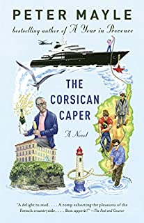 Book Cover: The Corsican Caper: A novel