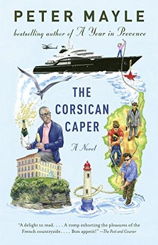The Corsican Caper: A novel (Sam Levitt Capers Book 3)