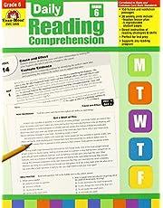 Daily Reading Comprenesion, Grade 6