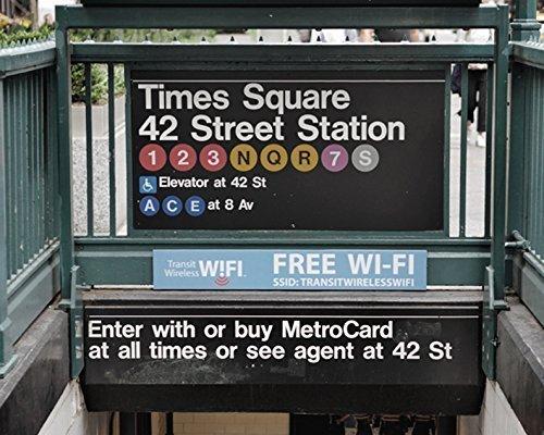 Nyc Subway Signs - 4