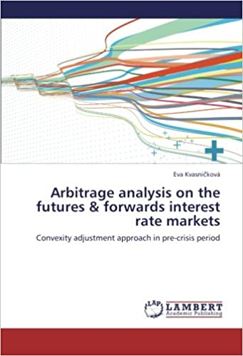 Book Arbitrage analysis on the futures and forwards interest rate markets: Convexity adjustment approach in pre-crisis period